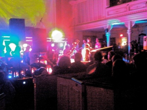 Halifax Pop Explosion – The Rich Aucoin CD Release Party at St. Matthew's Church