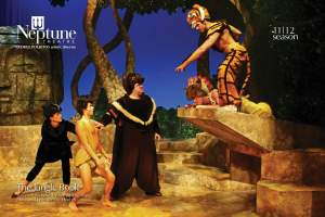 The Jungle Book at Neptune Theatre is a visual stunner