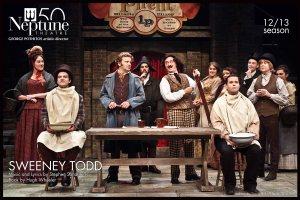 Neptune Theatres Sweeney Todd