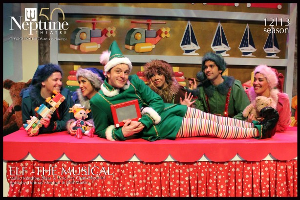Elf – The Musical